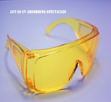 LUV-30 UV absorbing spectacles