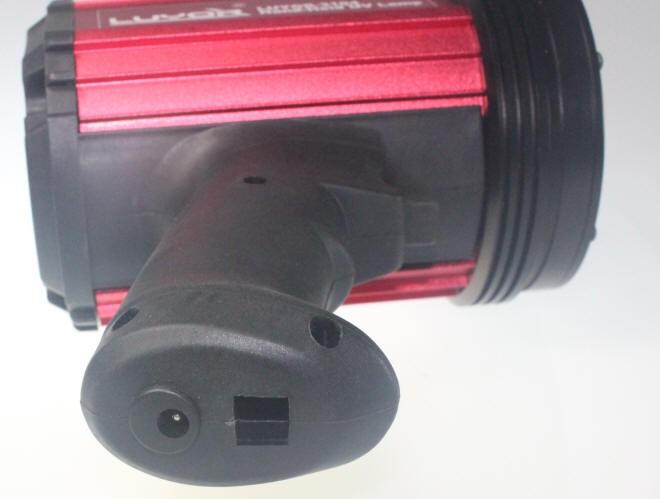 锂电池供电紫外线黑光灯